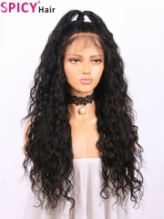 200% good look wig for women wavy 360 lace wig tangle free fast free shipping via DHL.